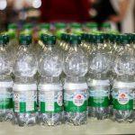 Getränke gab es reichlich – Frankenbrunnen Mineralwasser